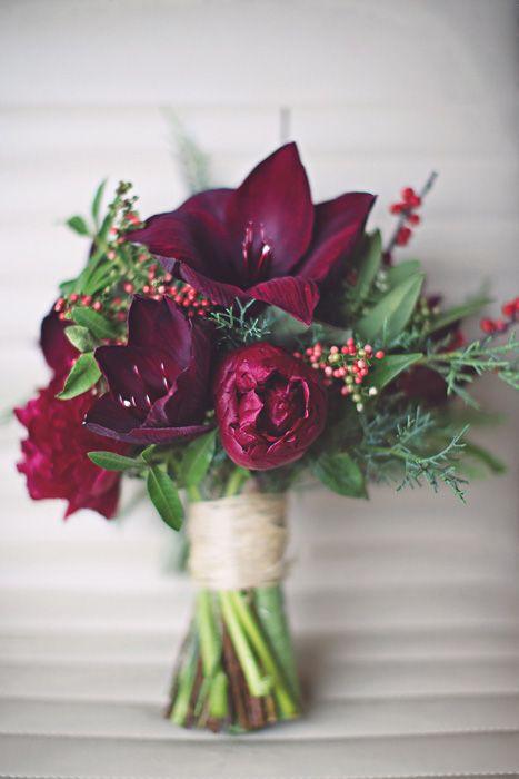 for Amaryllis en bouquet