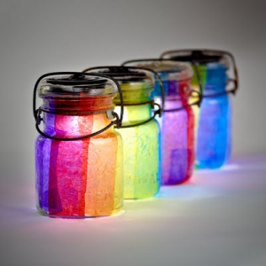rainbow-jars