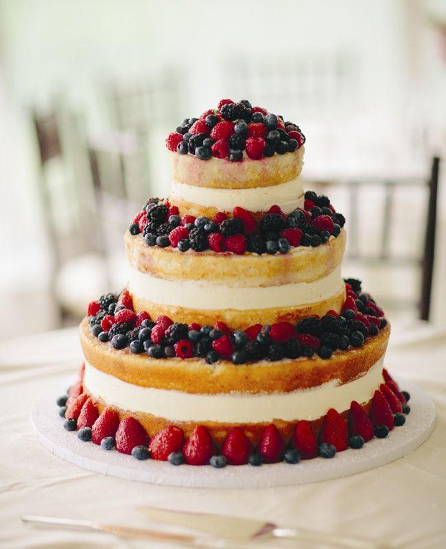 Cheesecake at wedding