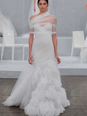 MONIQUE LHUILLIER BRIDAL