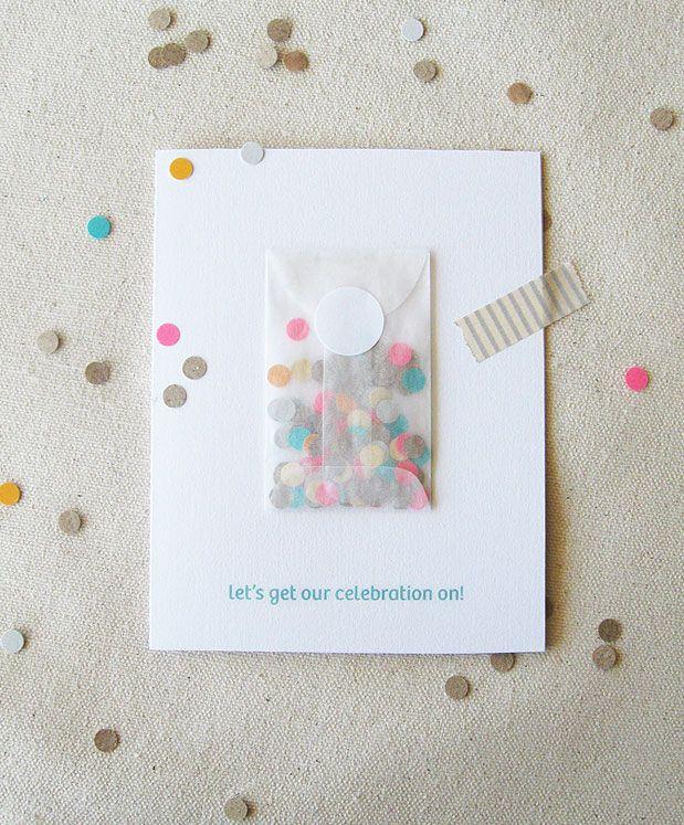 Идеи поздравительной открытки своими руками