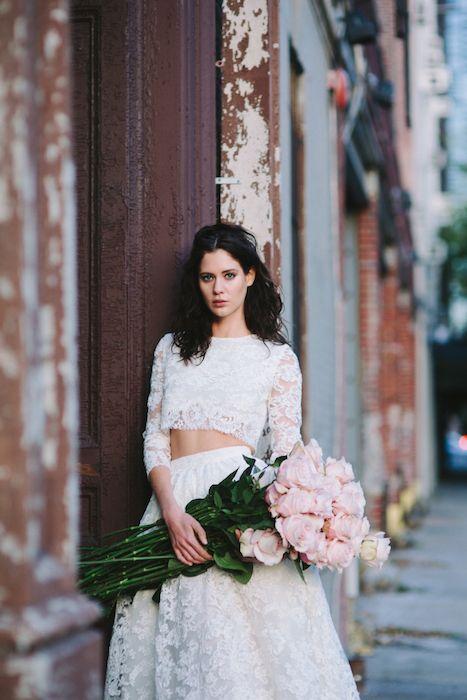 Свадебные платья раздельные фото