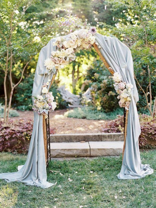 Декор арок свадебных