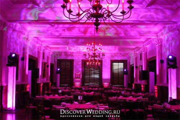 Как украсит свадебный стол своими руками