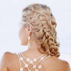romantic-braids-wedding-hairstyle