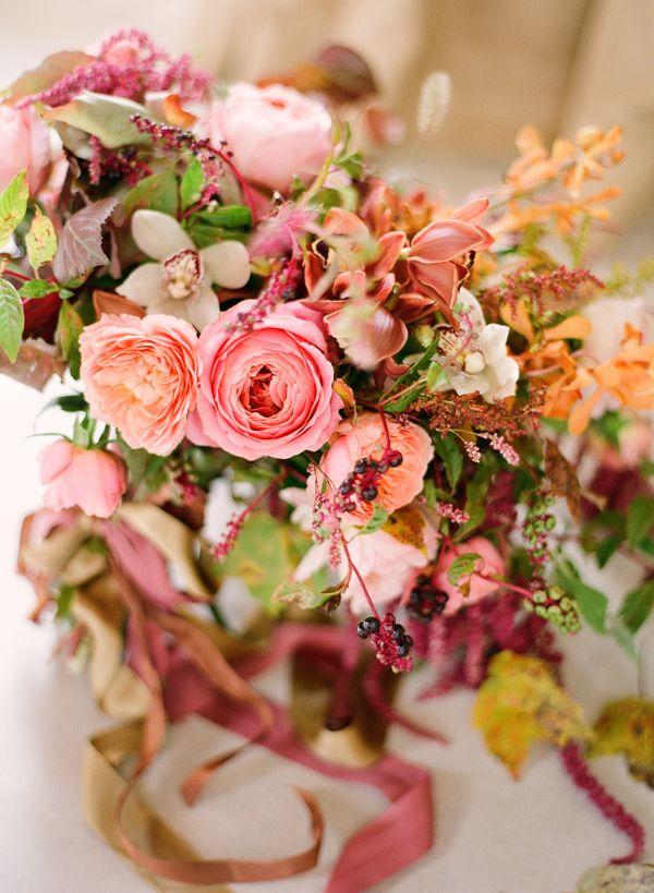 Цветы оригинальные и стильные