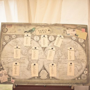 vintage-map-wedding-table-plan