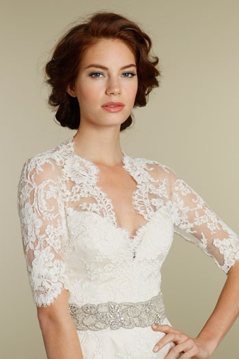 Свадебные платья с рукавами discoverwedding