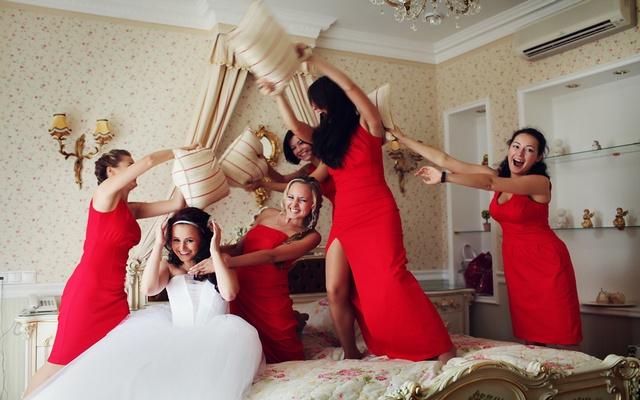 Почему на свадьбу нельзя одевать красное платье 30