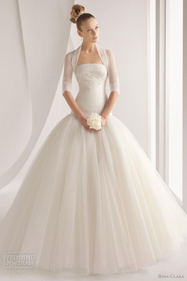 Платья для невесты за 40
