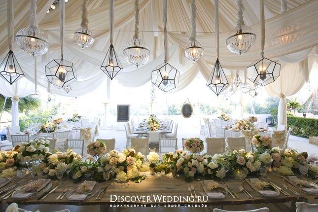 Свадьба в шатре: идеи оформления DiscoverWedding.ru
