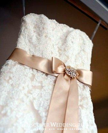 Пояса для свадебных платьев своими руками