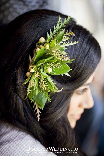 Самые красивые свадебные прически : фото свадебных причесок 447