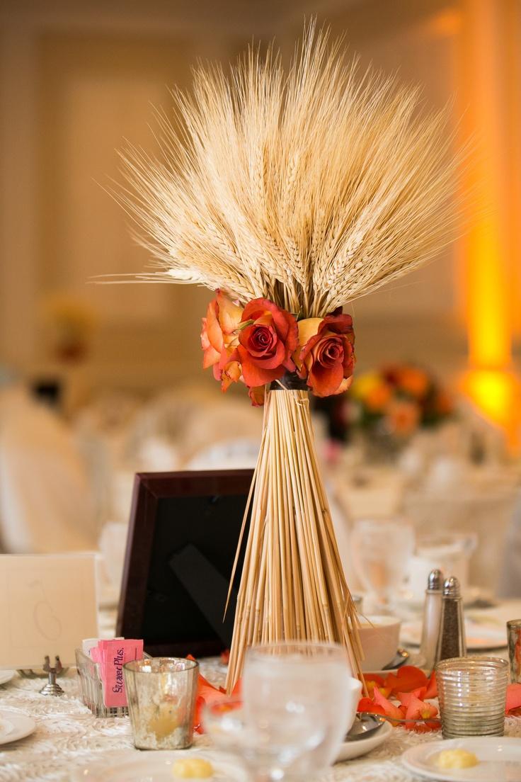 Amazoncom Wheat Ear Bouquets  SODIALR10pcs Foam