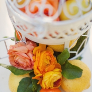 citrus-orange-lemon-and-gold-wedding-colors