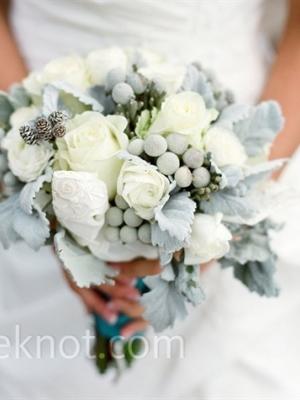 Свадебные букеты на ноябрь