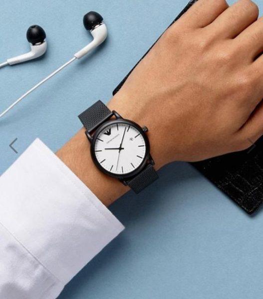 2017-07-07 12-40-10 Emporio Armani Черные часы 43 мм Emporio Armani AR11046 - Google Chrome