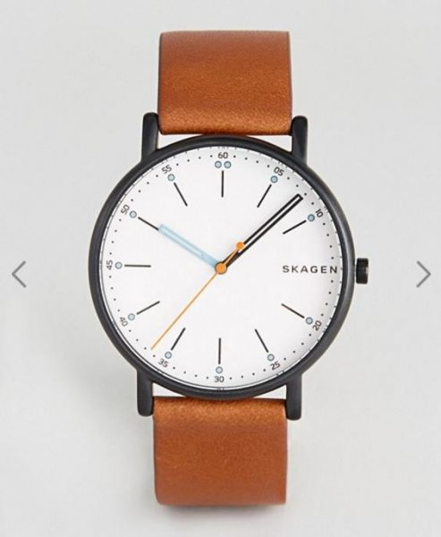 2017-07-07 12-40-25 Skagen Часы с коричневым кожаным ремешком Skagen SKW6374 - Google Chrome