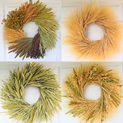 Букет из колосьев пшеницы своими руками 472