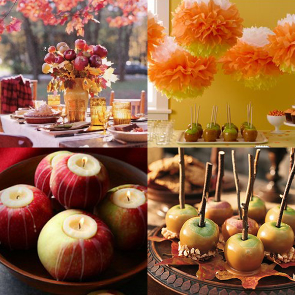 600_600_apple1 Красочная осенняя свадьба