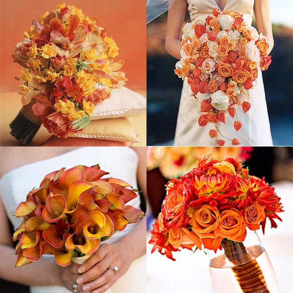buket02_orange Красочная осенняя свадьба