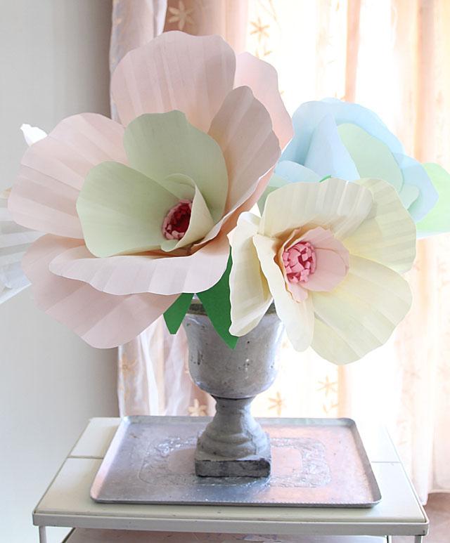 Прекрасные цветы своими руками 150