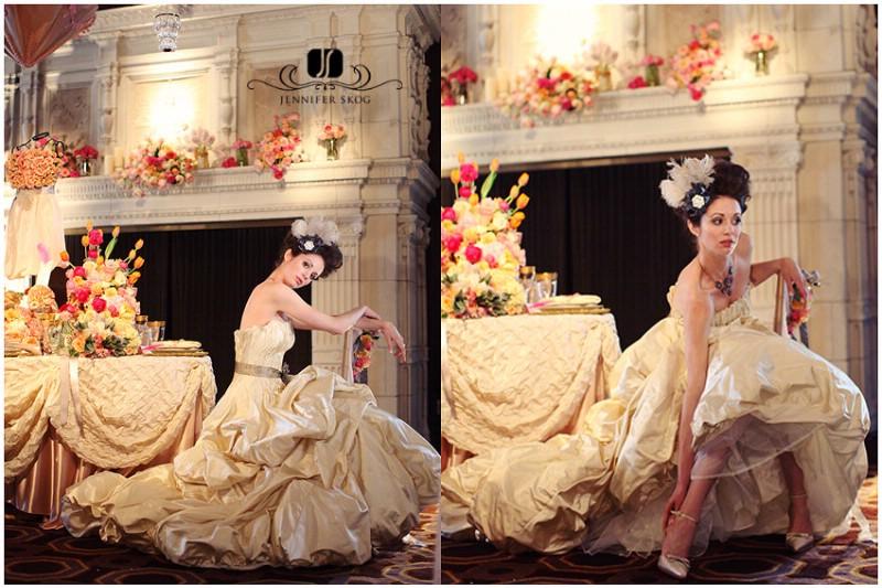 Pink-Wedding-Decoration-Marie-Antoinette-Inspiration