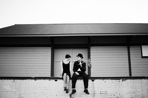 charlie-chaplin-silent-movie-inspired-engagement2