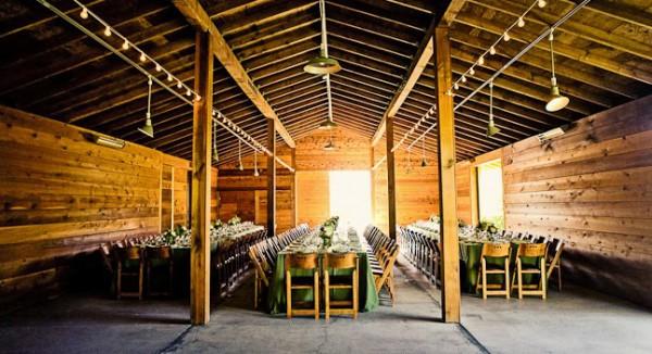 интерьеры для проведения эко зеленой свадьбы