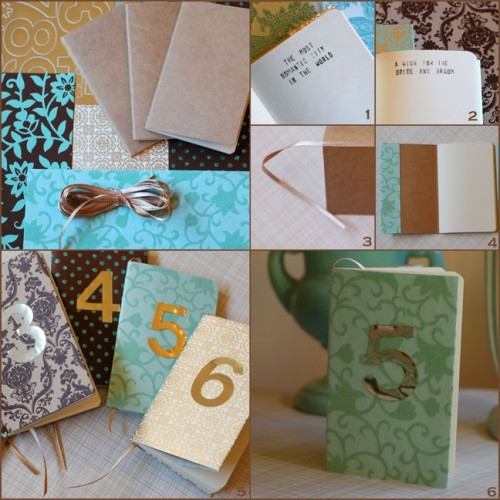diy table numbers 2