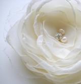 Как сделать цветы из ткани и где их можно использовать