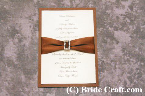 Свадебное приглашение своими руками пошаговая инструкция