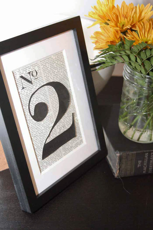 silhouette-table-number-4