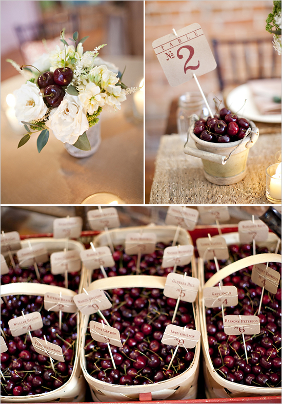 Berry wedding