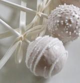 Свадебные пирожные «cake-balls» – рецепт