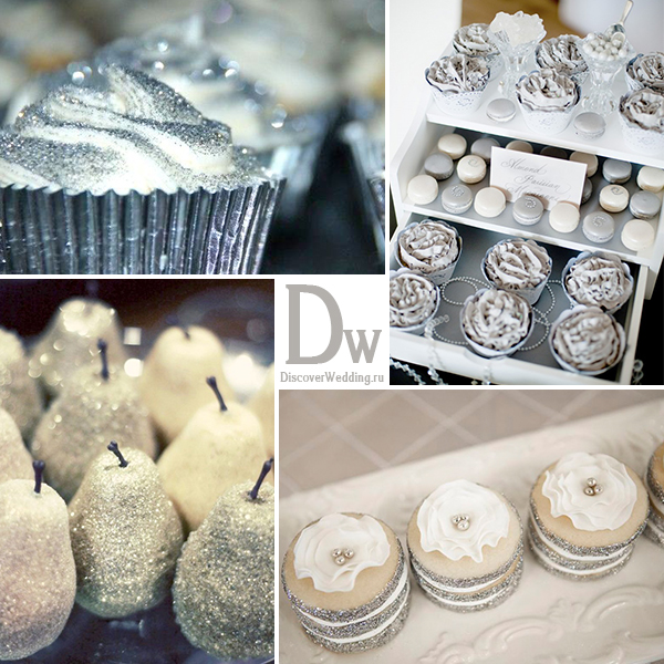 Серебряная свадьба: сказочный декор Декор, Годовщины свадеб
