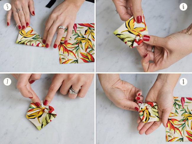 Как сделать своими руками бабочку-галстук
