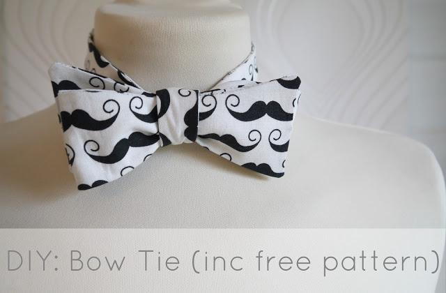 bow tie header