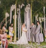 Идеи для весенней свадебной церемонии