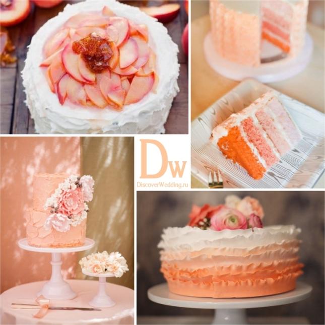 Peach wedding_10
