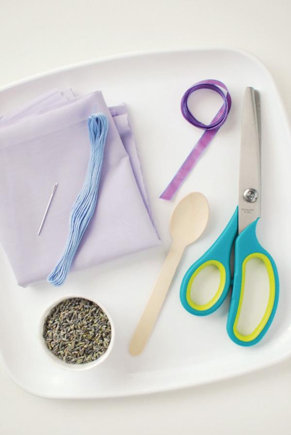 lavender-materials