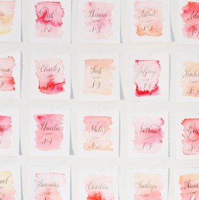 diy-wedding-watercolor-escort-cards - копия