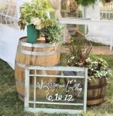 Элементы декора свадьбы в стиле рустик