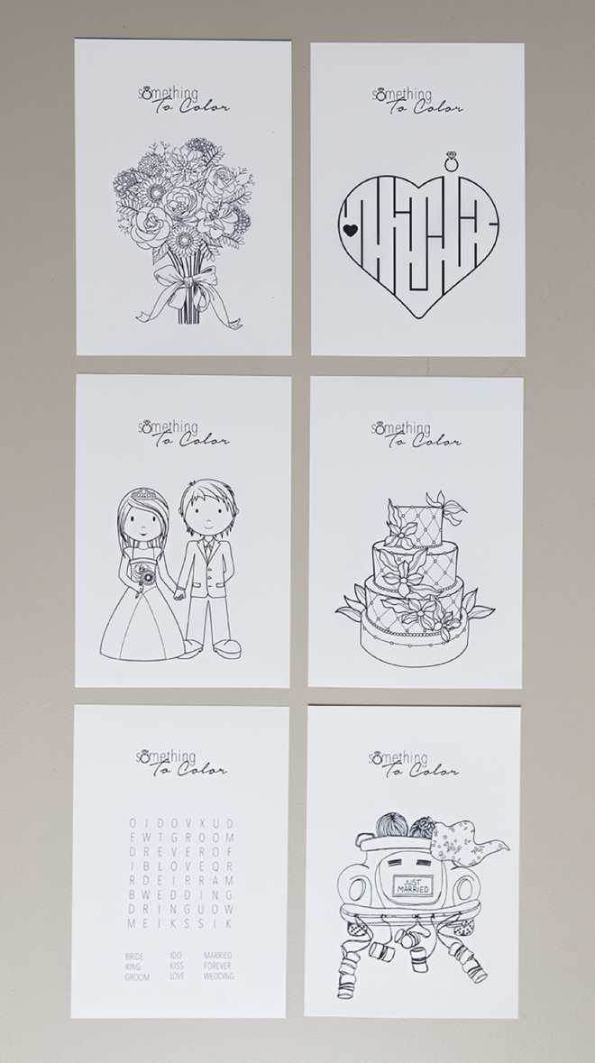 SomethingTurquoise-DIY-free-kids-coloring-sheets-wedding-clipboard_0004