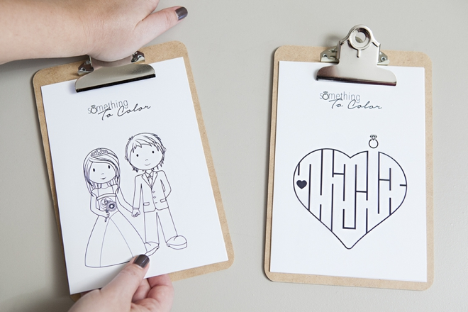 SomethingTurquoise-DIY-free-kids-coloring-sheets-wedding-clipboard_0005