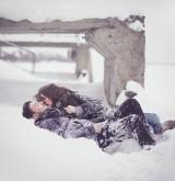 Идеи для съемки зимней love story