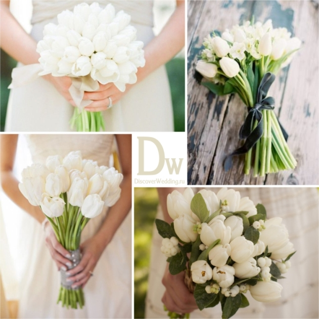 При виде этих красивых цветов сразу приходят приятные мысли о весне. Свадебные букеты с ними получаются просто очаровательные, свежие, с особым настроением