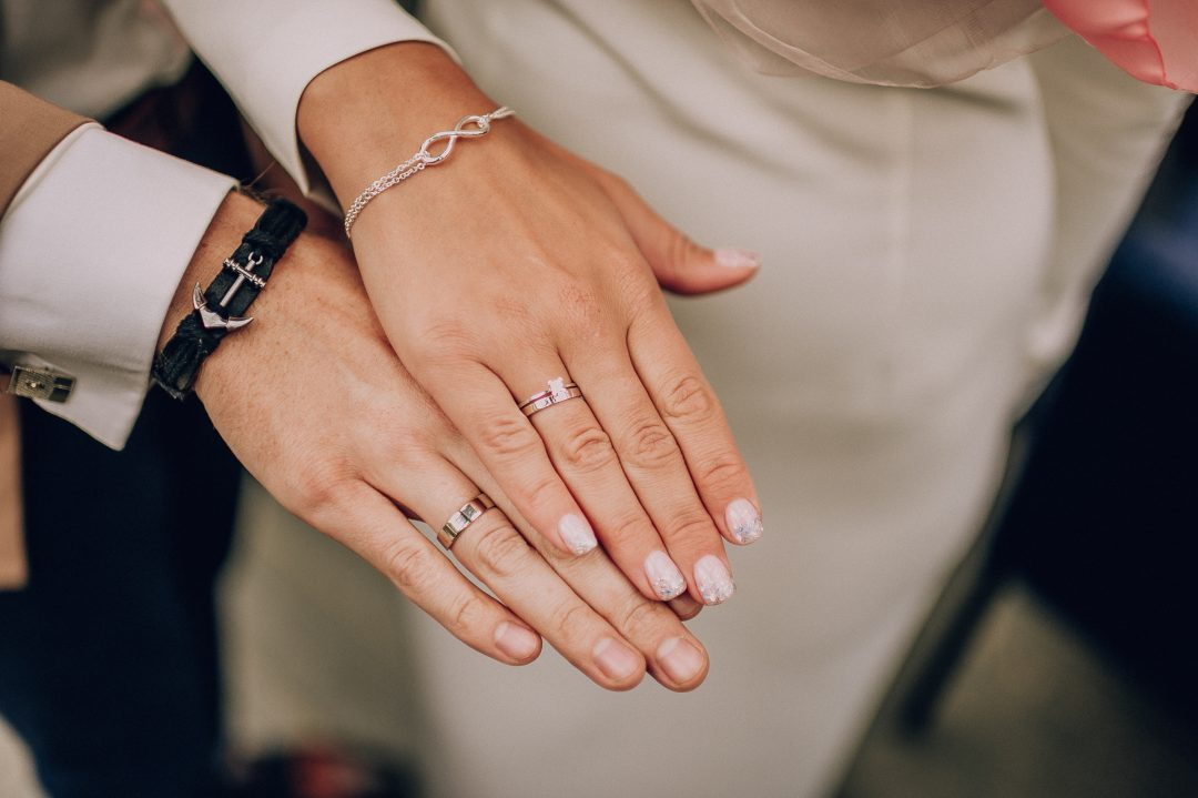 Можно ли до свадьбы снимать обручальное кольцо